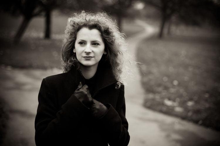 Alexandra Silocea The RCC Romanian musician Alexandra Silocea at Brighton