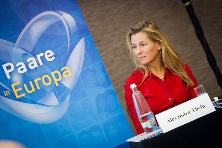Alexandra Thein 10th meeting of the European Notarial Network CNUE