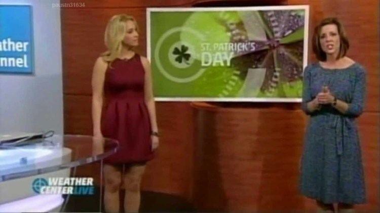 Alexandra Wilson (meteorologist) Alex Wilson has legs as well 1 damn YouTube