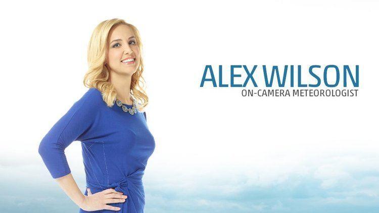 Alexandra Wilson (meteorologist) Alex Wilson weathercom