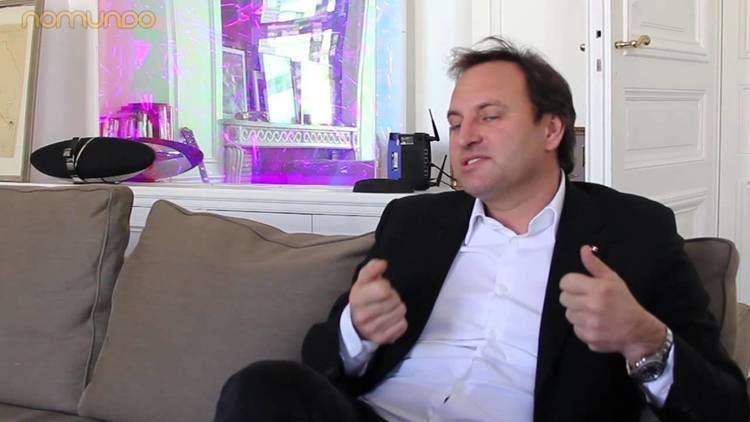 Alexandre Allard Groupe Allard Paris Le Royal Monceau Entrevista