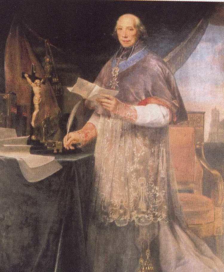 Alexandre Angelique de Talleyrand-Perigord