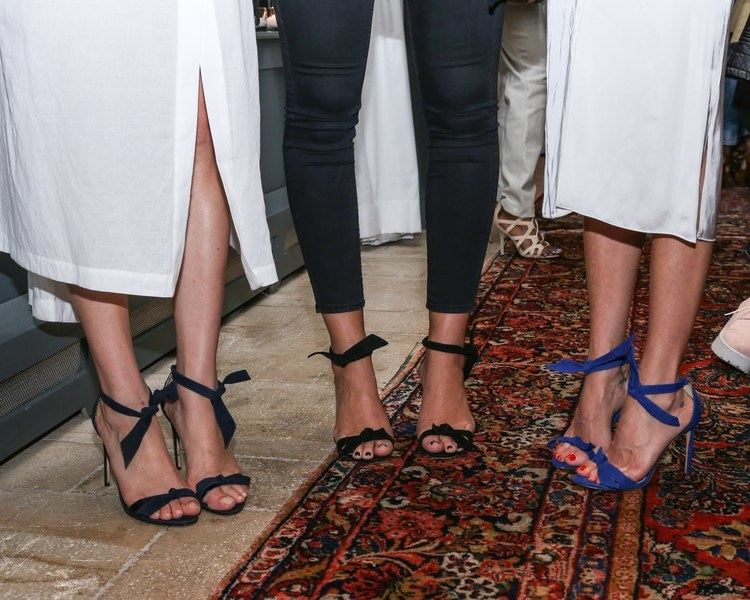Alexandre Birman Alexandre Birman Celebrates His Signature Sandals W Magazine