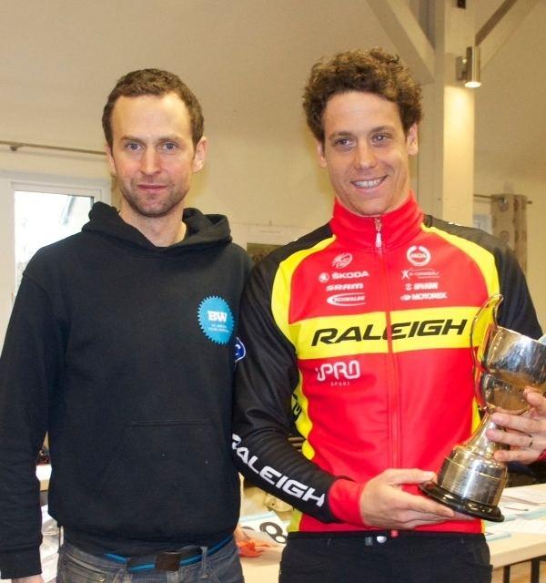 Alexandre Blain Blain39s proper job to win Severn Bridge Road Race Team