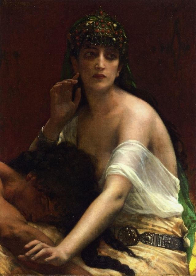 Alexandre Cabanel Cabanel Alexandre Fine Arts 19th c The Red List