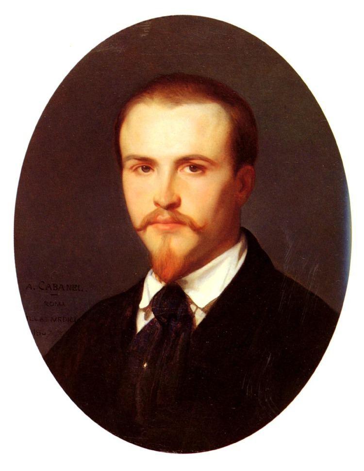 Alexandre Cabanel Alexandre Cabanel Wikipedia the free encyclopedia