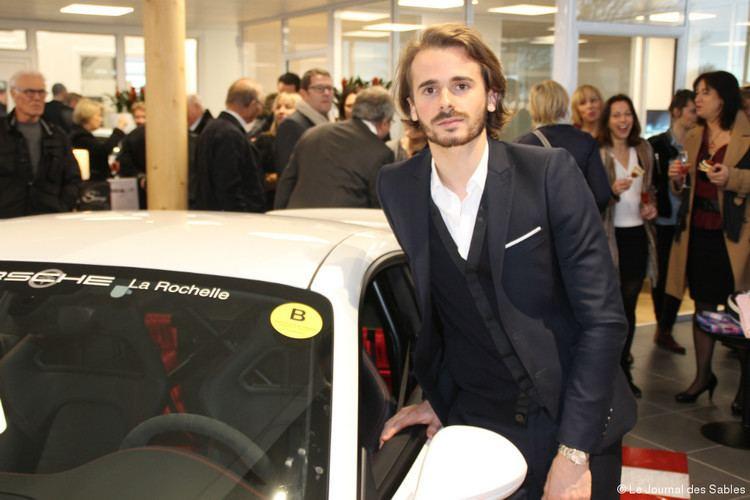 Alexandre Cougnaud Un team 85 ambitieux sur la Carrera Porsche Cup actufr