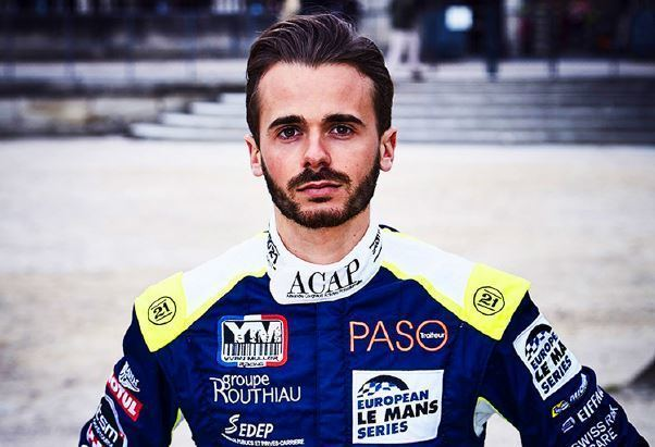 Alexandre Cougnaud Alexandre Cougnaud en GT Tour Ldenon et Imola