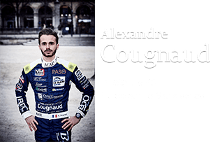 Alexandre Cougnaud Alexandre COUGNAUD Pilote LMP3 European Le Mans series