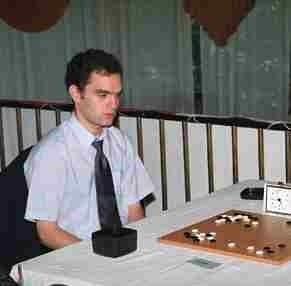 Alexandre Dinerchtein British Championship Title Match 2004 People British Go Association