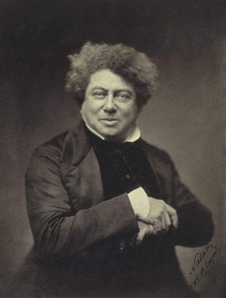Alexandre Dumas Alexandre Dumas Wikipedia the free encyclopedia