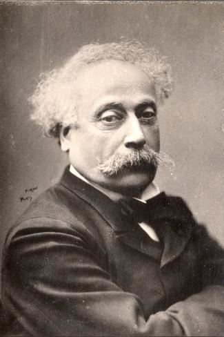 Alexandre Dumas, fils Alexandre Dumas Fils Photographic Print by Eugene Pirou at