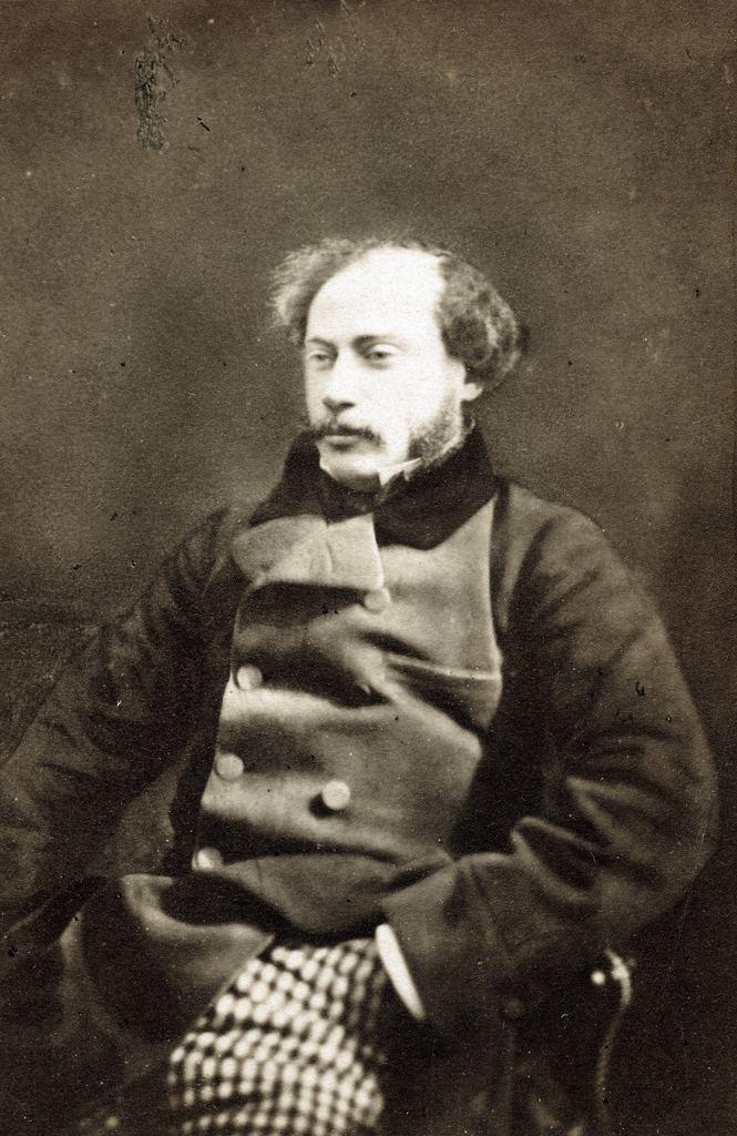 Alexandre Dumas, fils Nadar Alexandre Dumas fils ca 1860 Flickr Photo