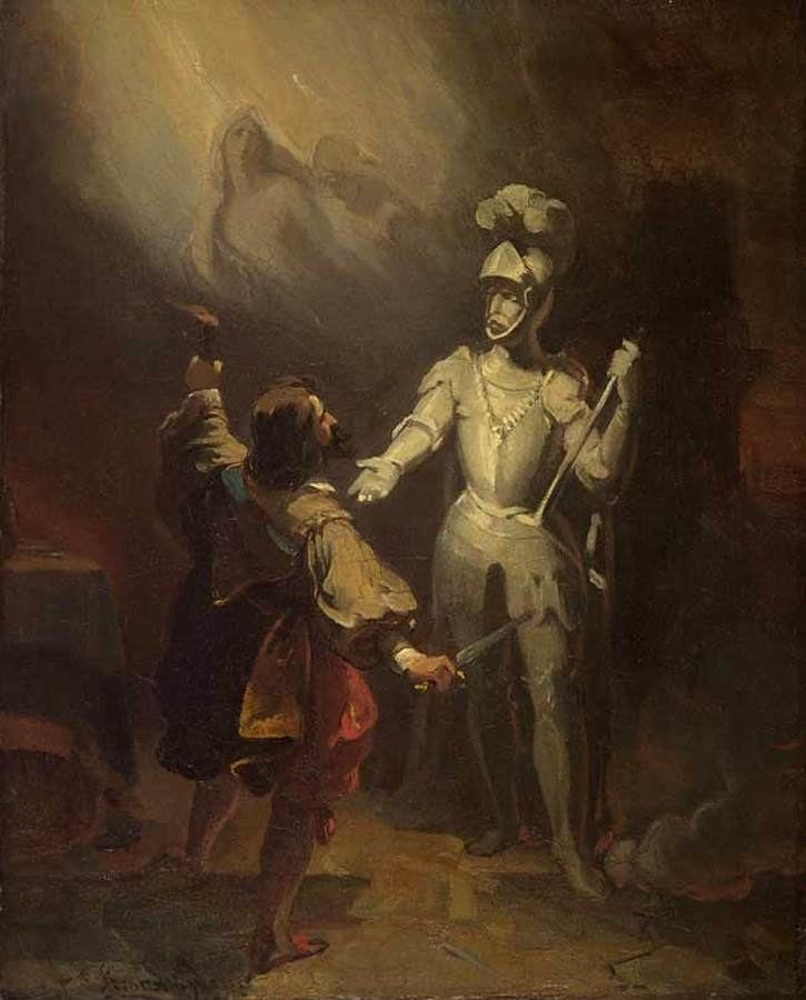 Alexandre-Évariste Fragonard FileAlexandrevariste Fragonard Don Juan and the Statute of the