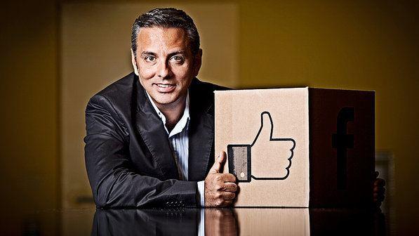 Alexandre Hohagen Brasileiro vicepresidente do Facebook deixa a empresa