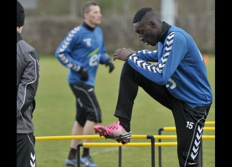 Alexandre Mendy Football Alexandre veut devenir grand