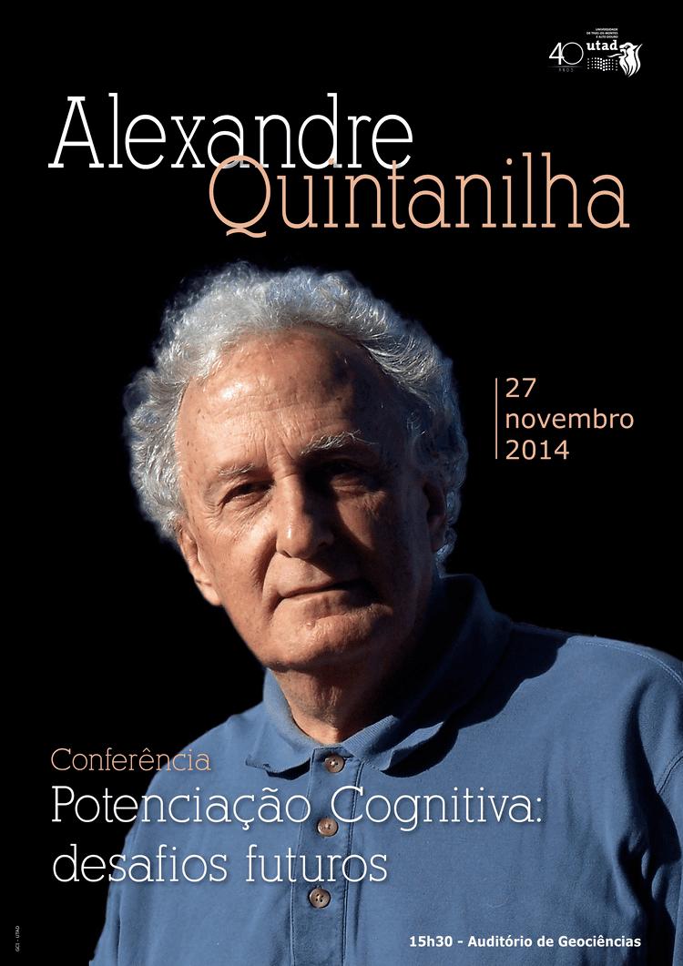 Alexandre Quintanilha Conferncia pelo Prof Alexandre Quintanilha