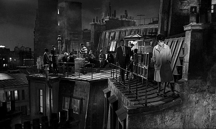 Alexandre Trauner Production photo 39Paris Blues39 1960 released 1961