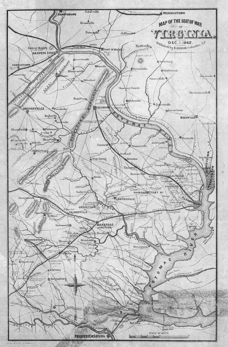 Alexandria, Virginia in the past, History of Alexandria, Virginia