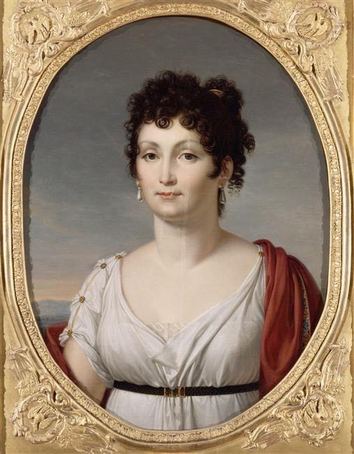 Alexandrine de Bleschamp Alexandrine de Bleschamp princesse de Canino seconde pouse de