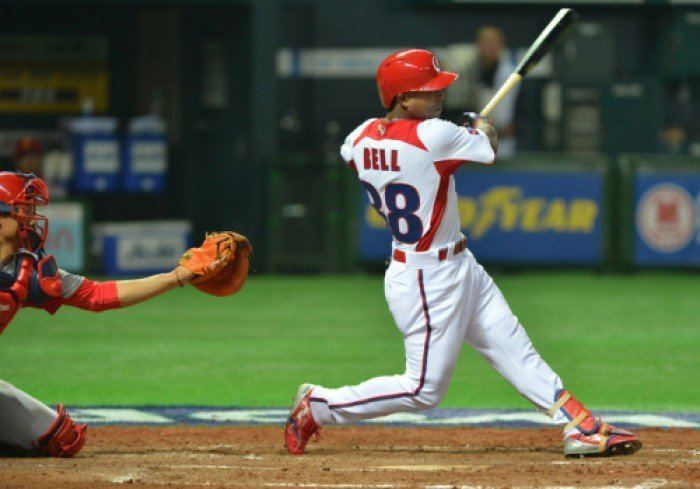 Alexeis Bell Alexei Bell Defects Cuba In Search Of Major League Oppurtunity