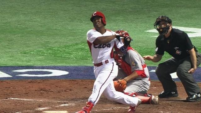Alexeis Bell Alexei Bell leaves Cuba seeks MLB job MLBcom
