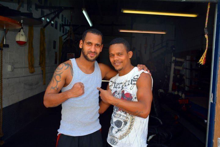 Alexei Collado Photos Alexei Collado Rumbles With Franco and Vera Boxing News
