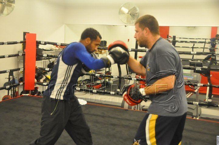 Alexei Collado Photos Alexei Collado Working Hard For Partida Bout Boxing News