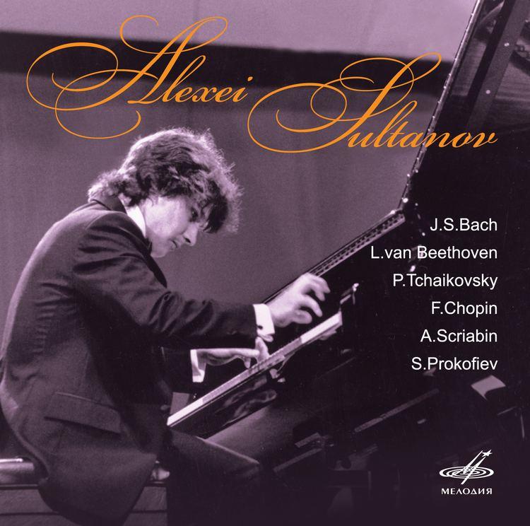 Alexei Sultanov Digital Release Alexei Sultanov Bach Beethoven Tchaikovsky