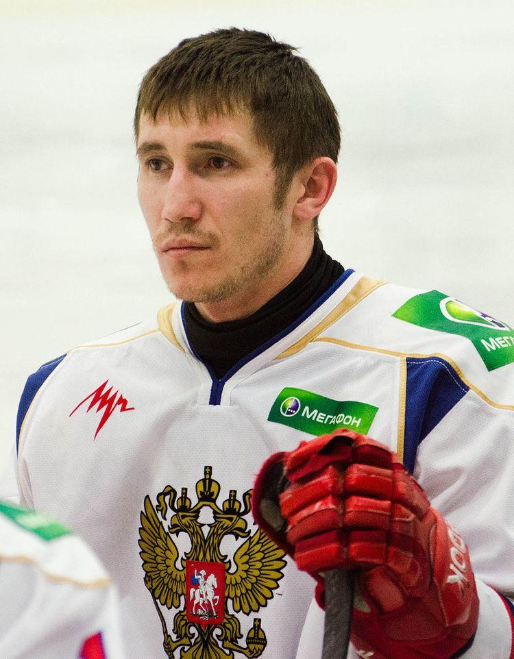 Alexey Amosov