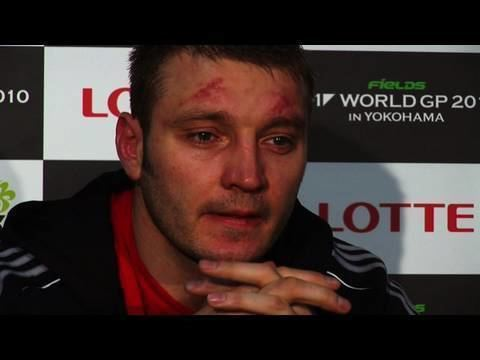 Alexey Ignashov Alexey Ignashov39s PostFight Interview YouTube