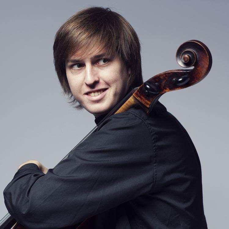 Alexey Stadler Alexey Stadler The XV International Tchaikovsky Competition