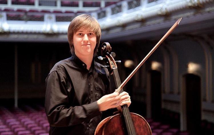 Alexey Stadler YOUNG ARTIST OF THE WEEK Alexey Stadler cellist The Amati Magazine