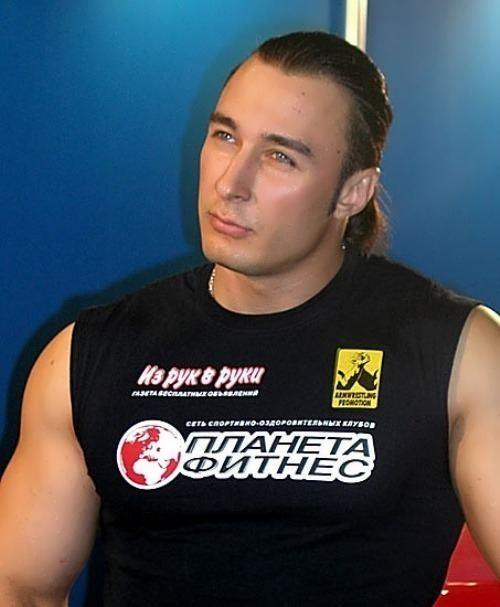 Alexey Voyevoda Alexey Voyevoda armwrestler and bodsledder Russian