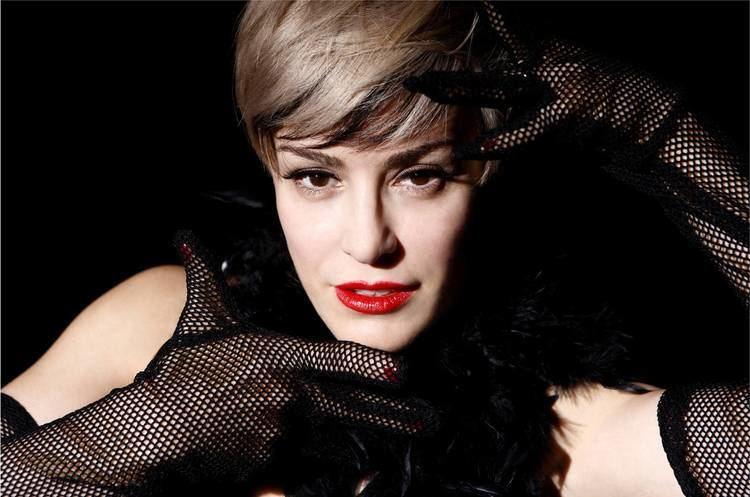 Alexia (Italian singer) Celebrity ALEXIA by Ramona Portelli Blog Town