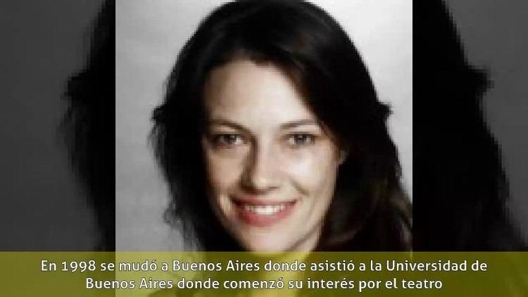 Alexia Moyano Alexia Moyano Comienzos YouTube