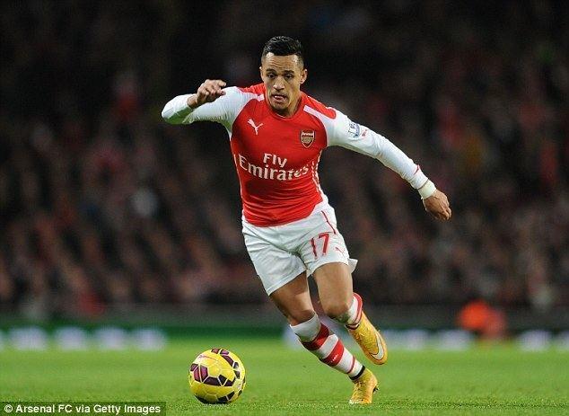 Alexis (footballer) Alexis Sanchez I do not feel famous I39m just a normal