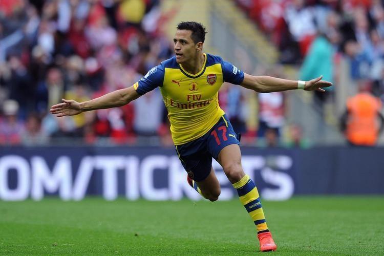 Alexis (footballer) Alexis Sanchez will win footballer of the year award says