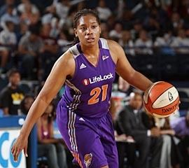 Alexis Gray-Lawson WNBAcom Alexis GrayLawson Playerfile