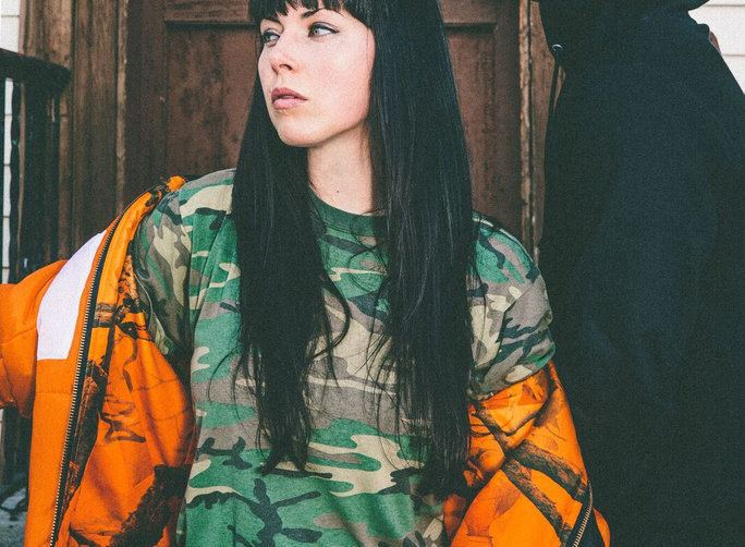 Alexis Krauss Sleigh Bellss Alexis Krauss Talks New Album and Natural Beauty