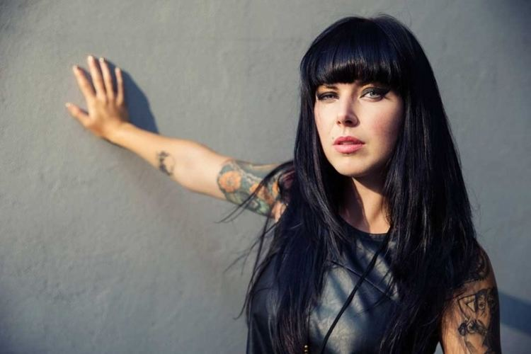 Alexis Krauss Six Minutes with Sleigh Bells39 Alexis Krauss Jean STORIES