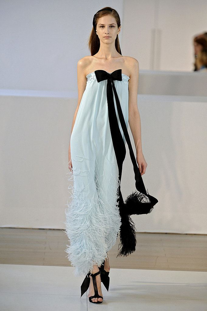 Alexis Mabille Alexis Mabille Fall 2009 Haute Couture POPSUGAR Fashion
