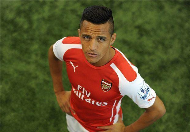 Alexis Sanchez Official Arsenal sign Alexis Sanchez from Barcelona