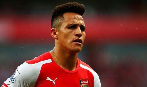 Alexis Sanchez Street fighter Alexis Sanchez answered Arsene Wenger39s