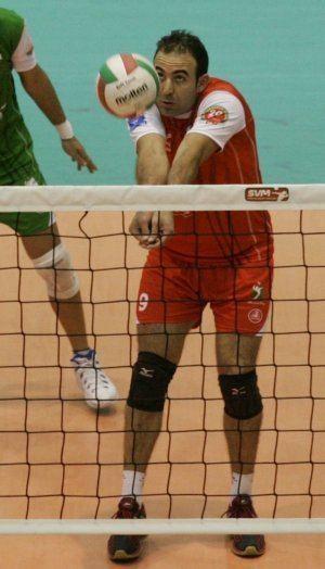 Alexis Valido Alexis Valido dice un hasta luego al voleibol Ideal