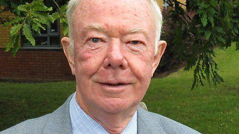 Alf Adams BBC Radio 4 The Life Scientific Alf Adams
