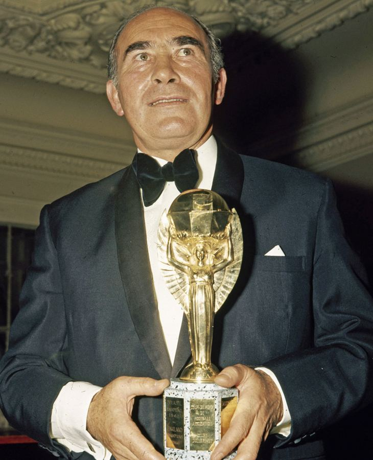 Alf Ramsey Spurs at the World Cup Alf Ramsey 3 June 2014 News