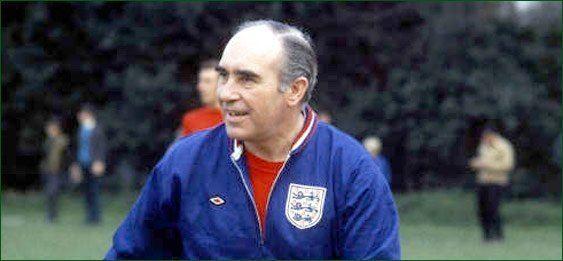 Alf Ramsey League Managers Association Sir Alf Ramsey