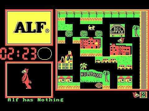 ALF: The First Adventure Alf The First Adventure MsDOS YouTube