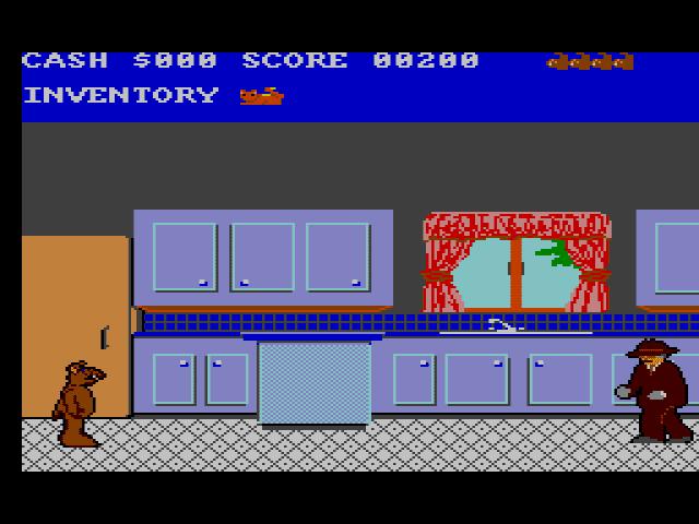ALF (video game) VGJUNK ALF SEGA MASTER SYSTEM